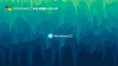系统之家Windows11 优化纯净版64位 2021.09